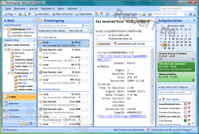 Büro-Software Outlook