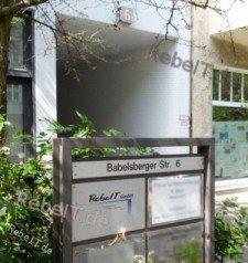 Standort des IT-Service in Berlin