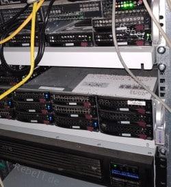 Server-Betreuung bei 2 Servern mit USV